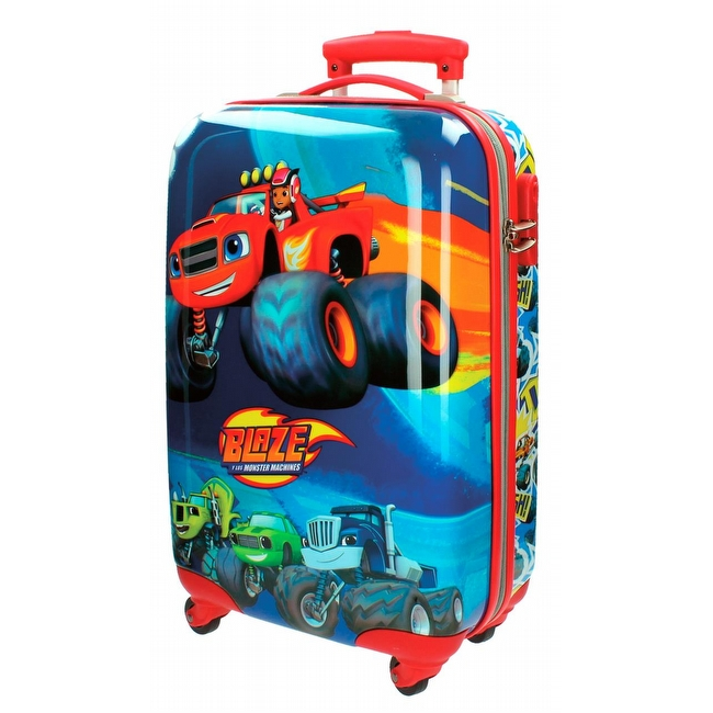 Blaze and the Monsters trolley 55cm ABS 4 W