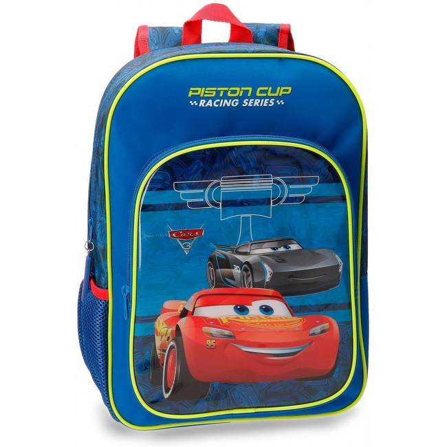 Cars Racing Series Backpack 38 CM