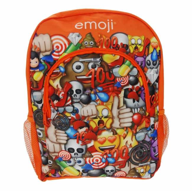 Emoji Sports backpack