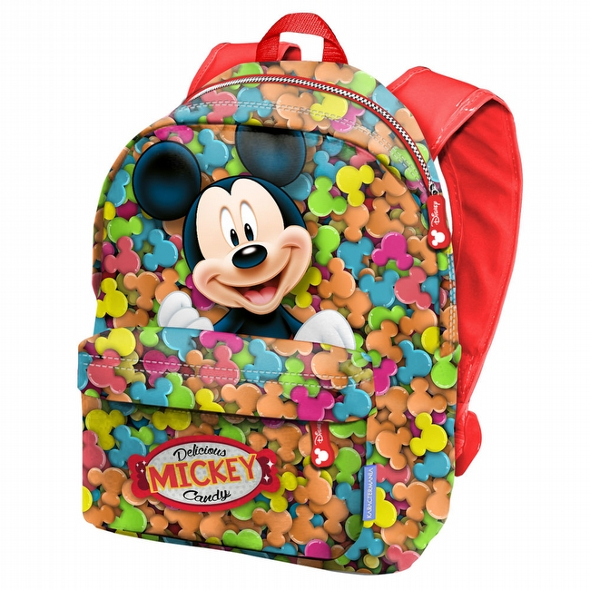 Mickey Mouse kids Freetime rugzak 40 cm Delic