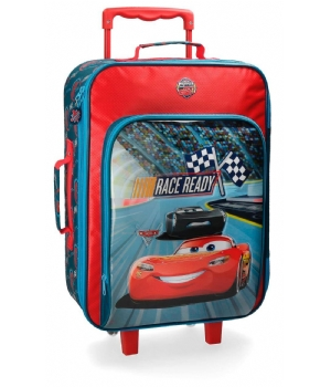 Cars Soft Trolley 50 CM 2 W