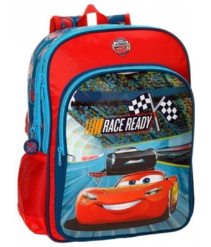 Cars race backpack 38 cm