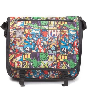 Marvel Comics All over printed schoudertas