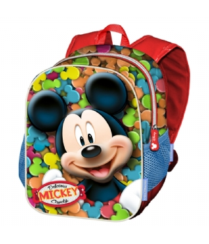 Mickey Mouse kids 3D rugzak 39 cm  Delicious