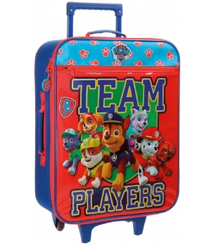 Paw Patrol team Players kindertrolley 50 cm 2W