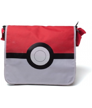 Pokemon Pokeball  schoudertas
