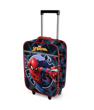 Spiderman 3D Hero kindertrolley
