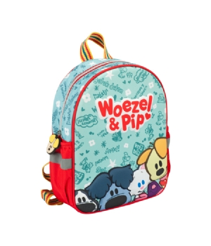 Woezel & Pip Grafiti 3D Backpack