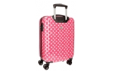 Minnie Rombos ABS trolley 55 cm 4 W