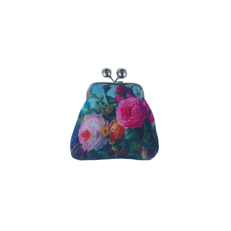 0e980eeee55 De Kunstboer Dahlia's portemonnee