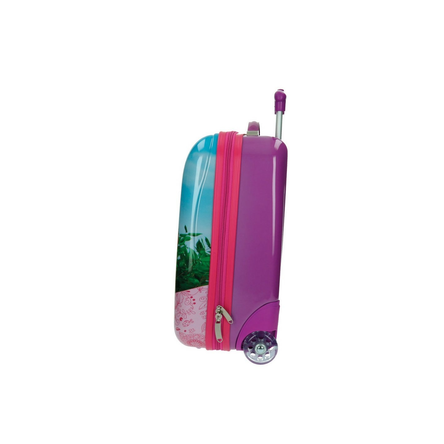 Masha de Beer ABS 48 cm 2W kinder trolley