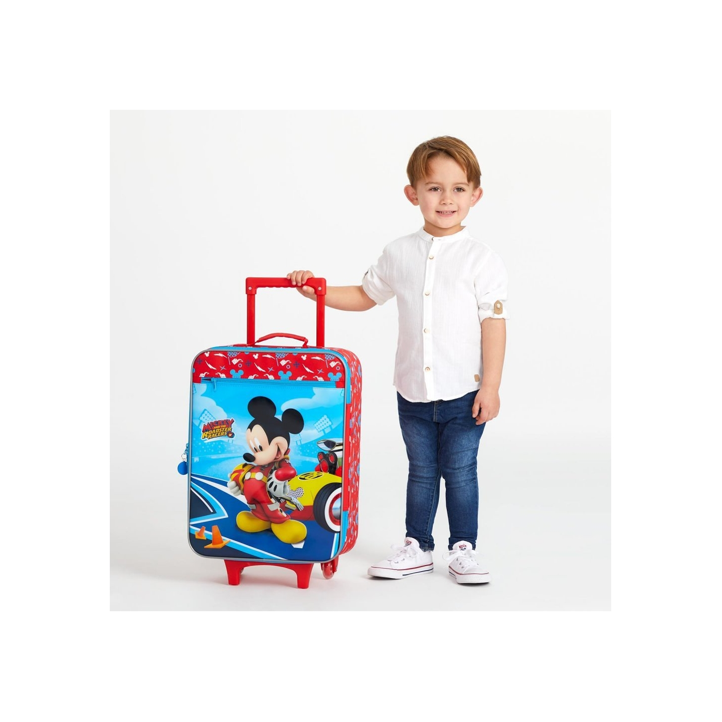 Mickey Mouse trolley 50 cm 2 W