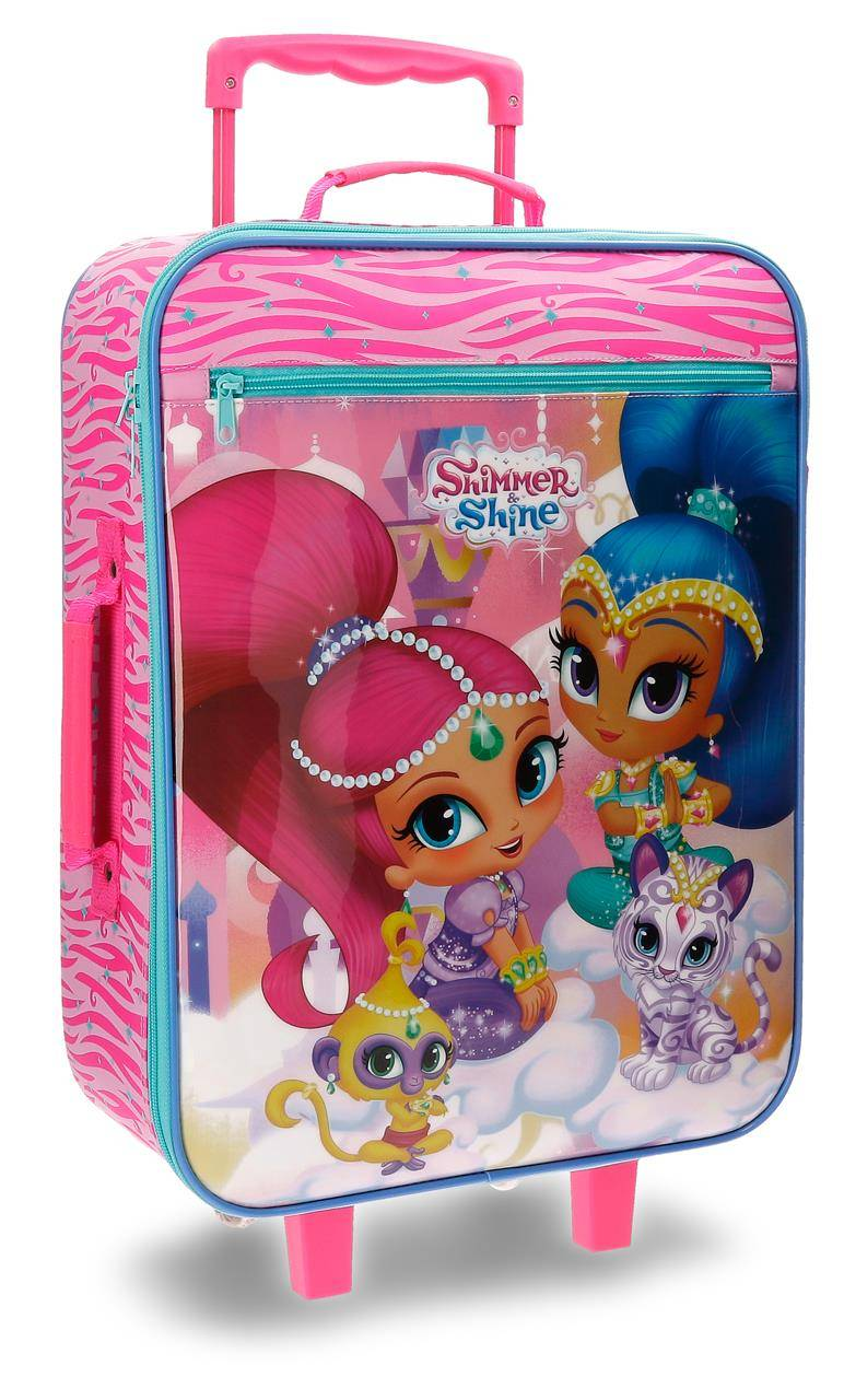 Shimmer & Shine trolleys - 4149061